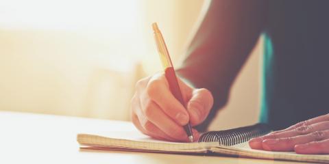 How to Write a Meaningful Condolence Card, Cincinnati, Ohio