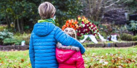 How to Explain a Funeral to a Child, Cincinnati, Ohio