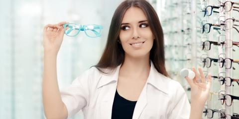 Glasses vs. Contact Lenses: What Should Patients Know?, Symmes, Ohio