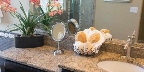 5 Benefits of Finishing Your Bathroom Vanity With Granicrete, Pierce, Ohio
