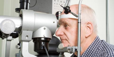 Eye Doctor Reveals 3 Symptoms of Glaucoma, Symmes, Ohio
