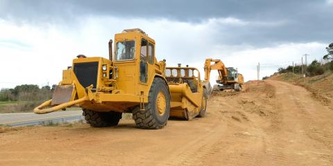 5 Tips for Hauling Heavy Duty Construction Equipment, Delhi, Ohio