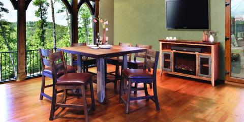 3 Stylish Table Options for Dining & Home Entertainment, St. Charles, Missouri