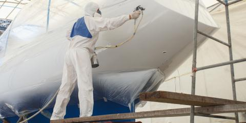 The Top 4 Advantages of Industrial Spray Painting, Cincinnati, Ohio
