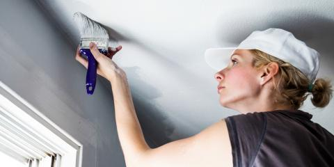 3 Creative Ways to Paint Your Ceiling, Greenhills, Ohio