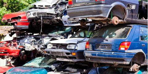 Top 4 Reasons to Sell Your Junk Car to an Auto Salvage Yard, Cincinnati, Ohio