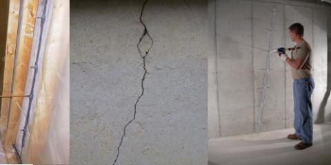 Expert Crack Repair for your basement!, Ross, Ohio