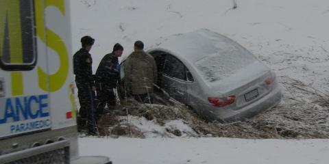 Trust Cincinnati's Experienced Personal Injury Attorneys After Winter Accidents, Cincinnati, Ohio