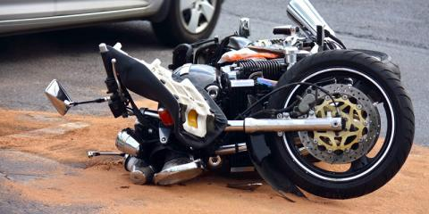 Why You Should Hire an Attorney After a Motorcycle Accident, Cincinnati, Ohio