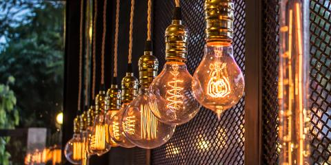 What's the Difference Between Incandescent & LED Lighting?, Cincinnati, Ohio