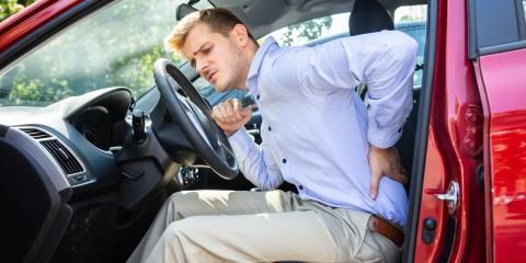 3 Tips to Prevent Back Pain While Driving, Union, Ohio