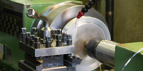A Brief Introduction to Engine Lathes, Woodlawn, Ohio