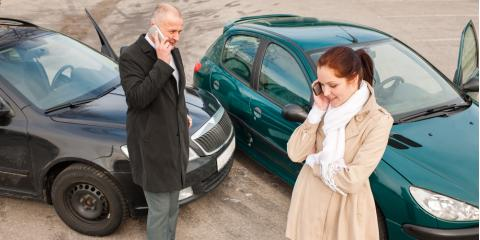 4 Actions to Take After an Auto Collision, Cincinnati, Ohio