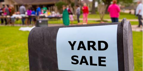 The Benefits of Holding a Yard Sale Before Moving, Cincinnati, Ohio