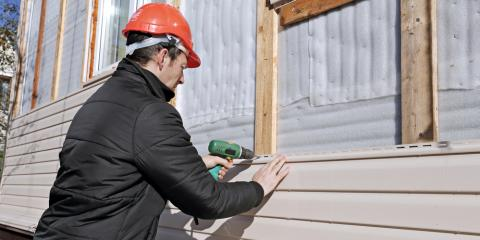 Why Vinyl Siding Installation Is Not a DIY Job, Green, Ohio