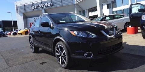 What Trim Levels Should You Look for in the Nissan® Rogue?, Cincinnati, Ohio