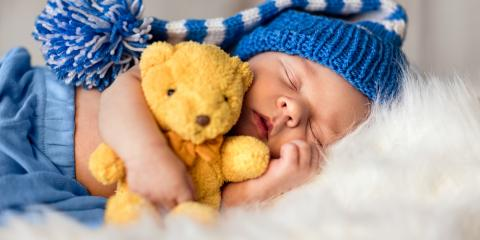 5 Ways to Calm a Fussy Baby for Newborn Photography, Cincinnati, Ohio