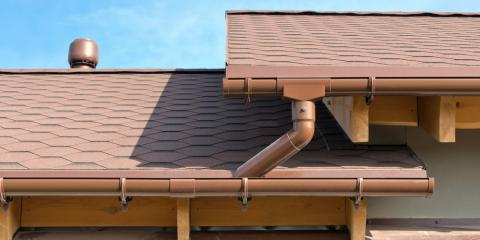 Why Your Home's Downspouts Are Important, Cincinnati, Ohio