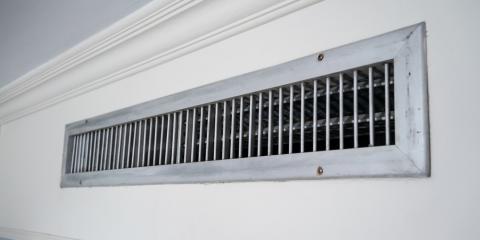 Should I Close Air Conditioning Vents in Unused Rooms?, Cincinnati, Ohio