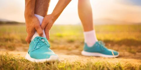 What You Should Know About Ankle Sprains, Strains, & Fractures, Springfield, Ohio