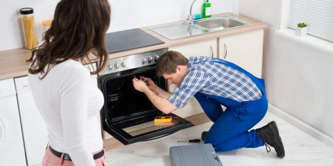 How to Spring-clean Your Appliances, Covington, Kentucky