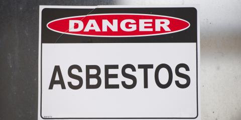 A Basic Guide to Asbestos in the Home, Green, Ohio