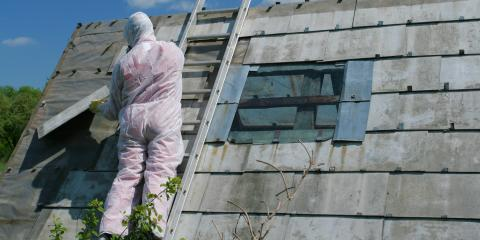 How to Keep Safe During Asbestos Removal, Fairfax, Ohio