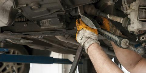 Auto Body Repair Basics: What Is the Chassis? , Cincinnati, Ohio