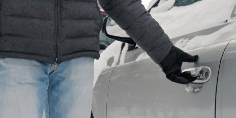 3 Ways Freezing Temperatures Affect Damaged Auto Glass , Cincinnati, Ohio