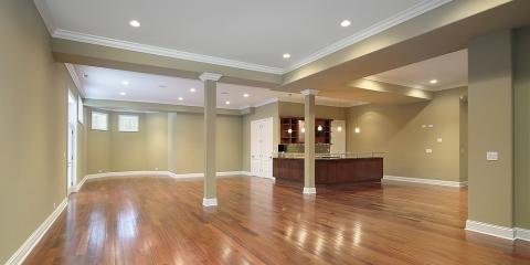 How to Finish Your Basement in 5 Steps, Norwood, Ohio