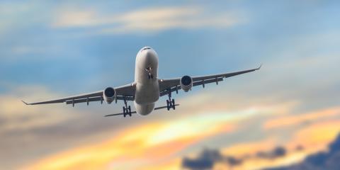 Cincinnati's Best Chiropractors Share 5 Plane Travel Tips, Reading, Ohio
