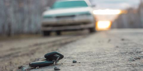3 Steps to Take if You Lose Your Car Keys, Norwood, Ohio