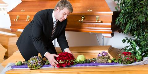 What to Place in Your Loved One's Casket , Green, Ohio