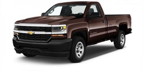Why Your Next Truck Should be a Chevrolet® Silverado, Colerain, Ohio
