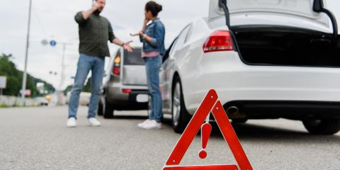5 Steps You Should Take After a Car Accident, Union, Ohio