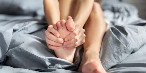 How Does Diet Impact Your Foot Care? , Wyoming, Ohio