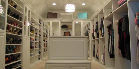 5 Ways to Turn Your Walk-in Closet Into a Deluxe Dressing Room, Covington, Kentucky