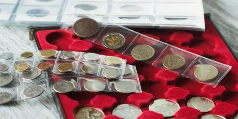 A Beginner's Guide to Coin Collecting, Florence, Kentucky