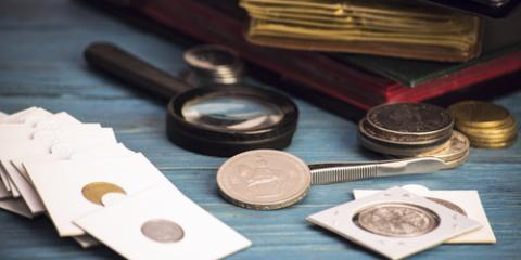 Cincinnati's Leading Coin Dealer Answers the Top Questions About Coin Collecting, Anderson, Ohio