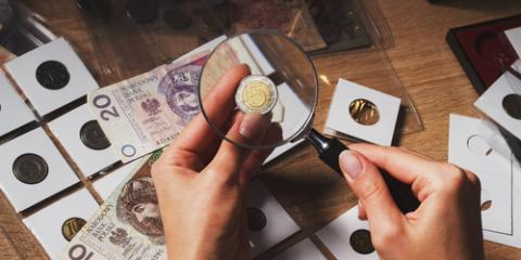 3 Mistakes to Avoid When Starting Your First Coin Collection, Cincinnati, Ohio