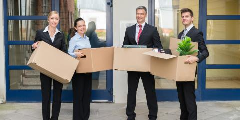 3 Things You Should Expect from Commercial Movers, Cincinnati, Ohio
