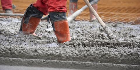Why Concrete Is a Quality Building Material, Butler, Kentucky