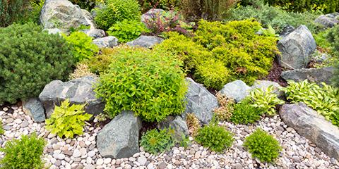 5 Ways to Use Decorative Crushed Stone in Your Landscape, Eagle, Ohio