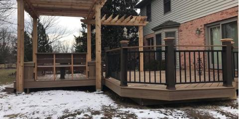 3 Tips for Protecting Your Deck This Winter, Sharonville, Ohio