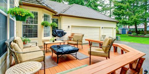 How Big Should Your Backyard Deck Be?, Norwood, Ohio