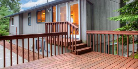 3 Signs It's Time for a New Deck, Norwood, Ohio