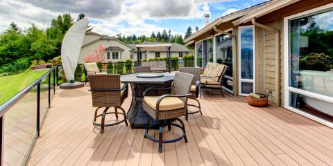 4 Advantages of Vinyl Decking, Cincinnati, Ohio