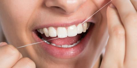 Dental Care Tips: The Benefits of Flossing Twice Each Day, Springfield, Ohio