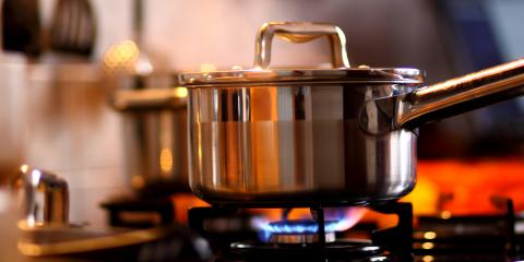 3 Safety Tips for Using a Gas-Powered Stove, Delhi, Ohio