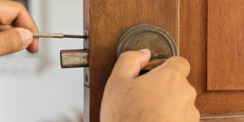 A Brief Guide to Deadbolt Locks, Cincinnati, Ohio